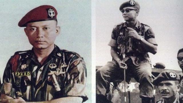 Sarwo Edhie: Jangan Berikan Leher Kalian Gratis pada PKI