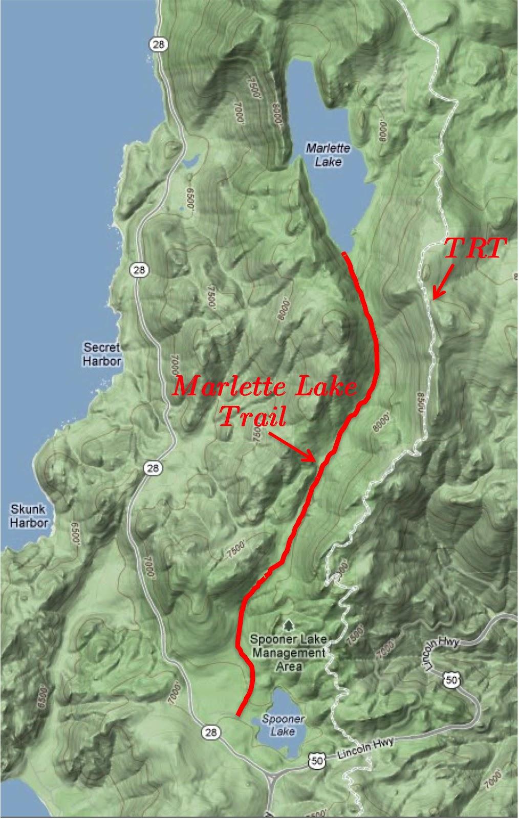 Marlette Lake Trail Tahoe Ekayasolutions