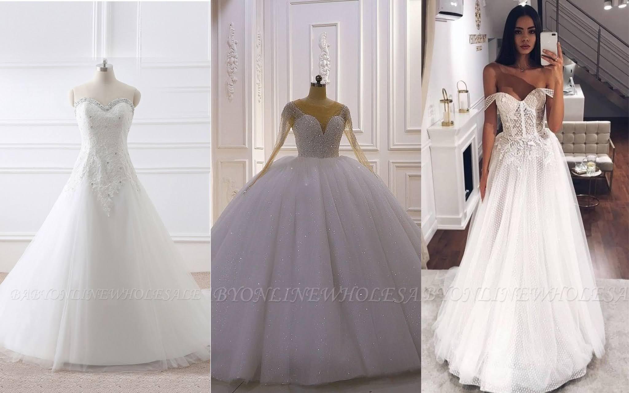 15 modelos de vestidos de noivas