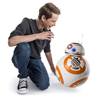 Star Wars Fully Interactive Hero Droid BB-8