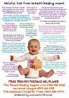 Image: Free Printable Breastfeeding Tips Poster