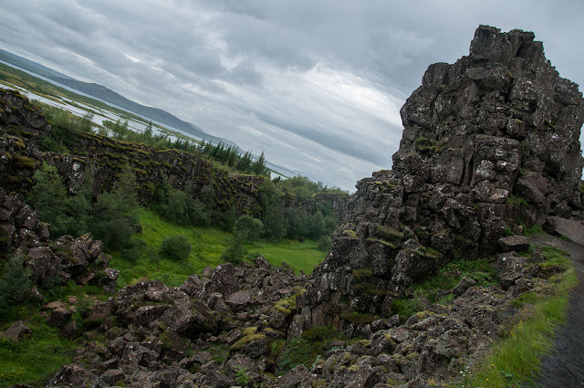 Parque natural de Þingvellir
