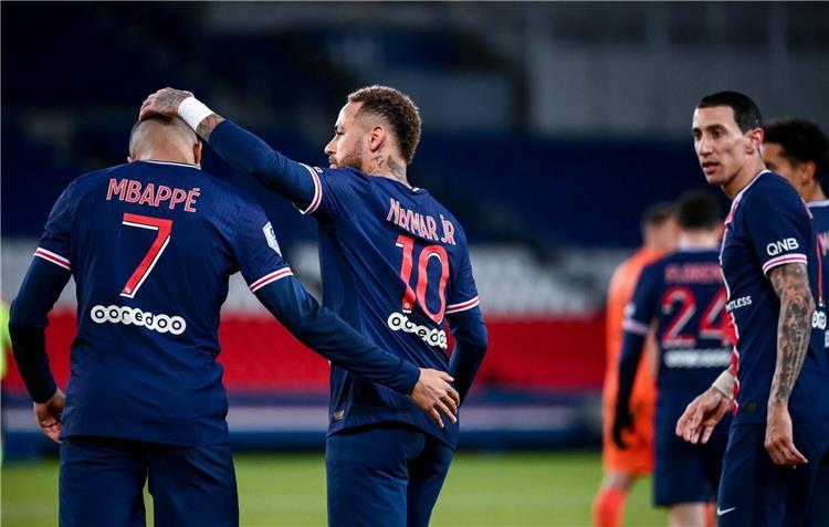 موعد مباراة باريس سان جيرمان ومونبيليه في دور نصف نهائي كأس فرنسا