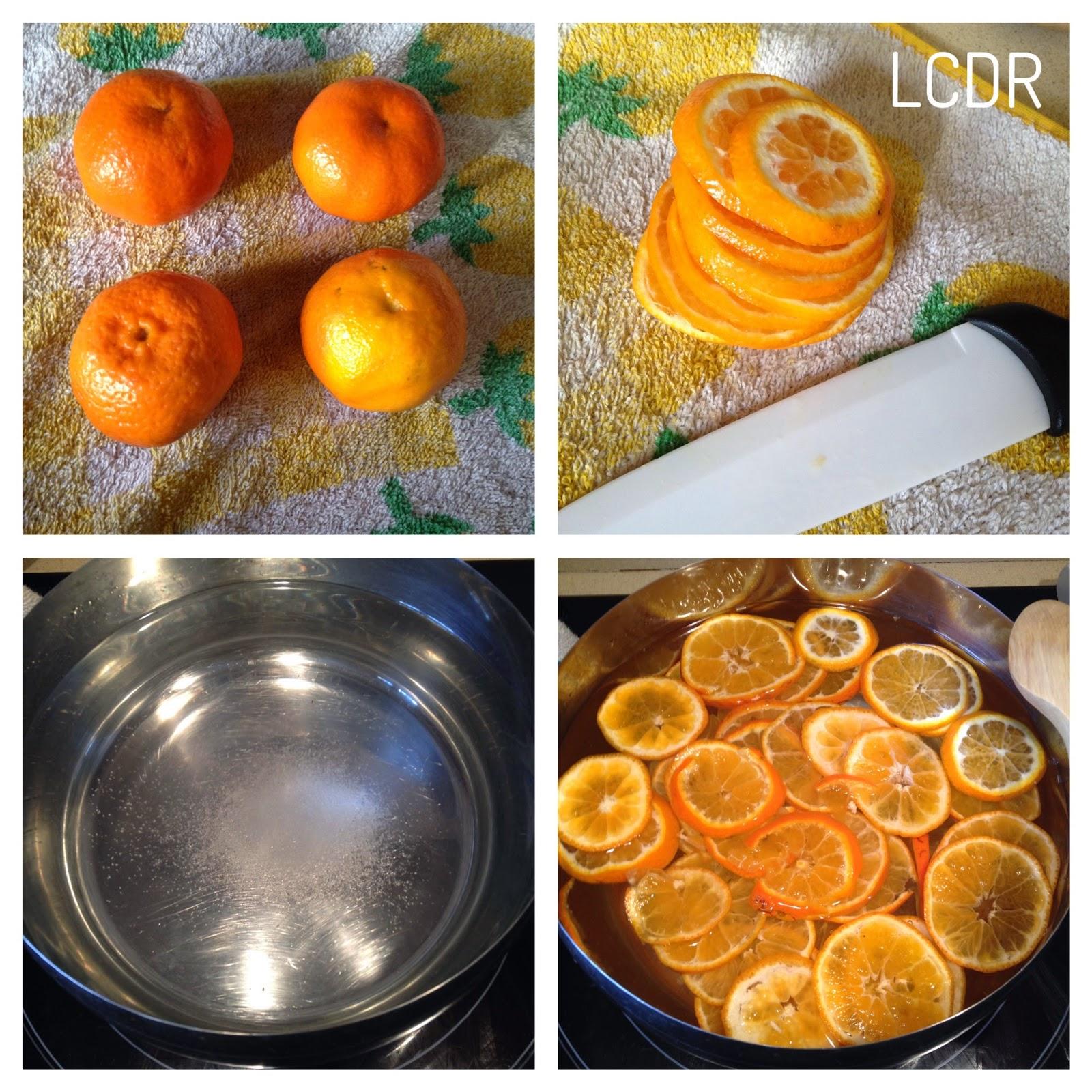 Receta de mandarina confitada 01