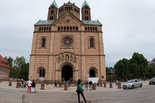 Dom zu Speyer Cathedral UNESCO