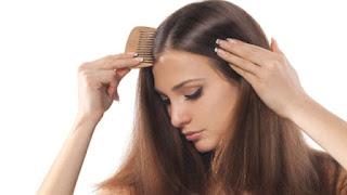 cara menghentikan rambut rontok