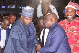 Saraki and Wike