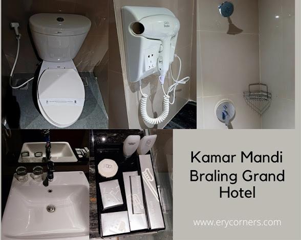 Kamar Mandi Braling Grand Hotel