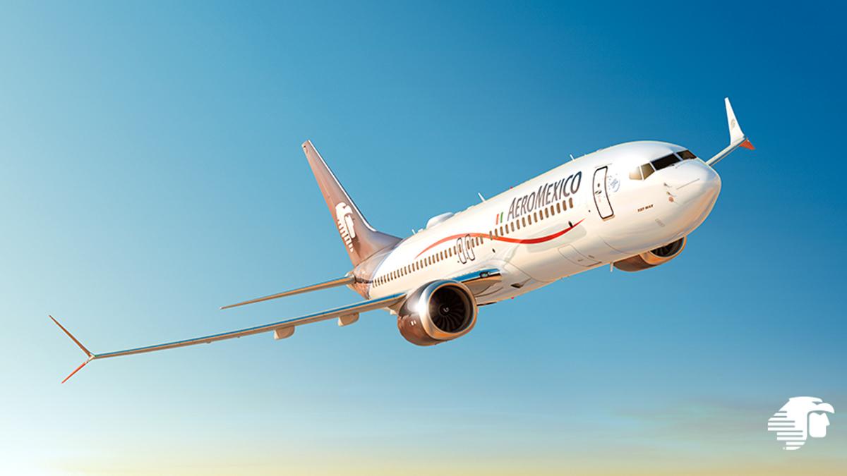 AEROMÉXICO RETOMA OPERACIONES BOEING 737 MAX 01