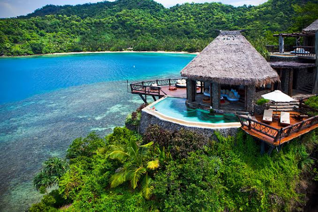 Most Expensive Hotels - Laucala Island Resort
