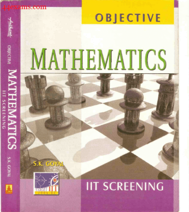 Mathematics-By-SK-Goyal-For-All-Competitive-Exam-PDF-Book
