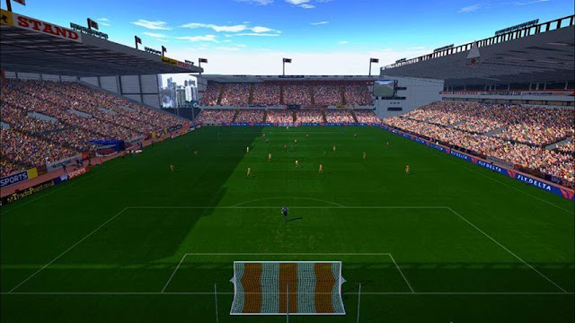 Bramall Lane Stadium PES 2017