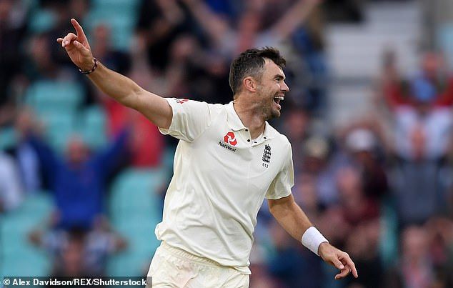 James Anderson cleared to play in Vitality Blast Finals Day after starring for England against India