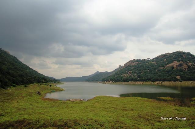 Panchapalli Dam: Soaked in Serenity