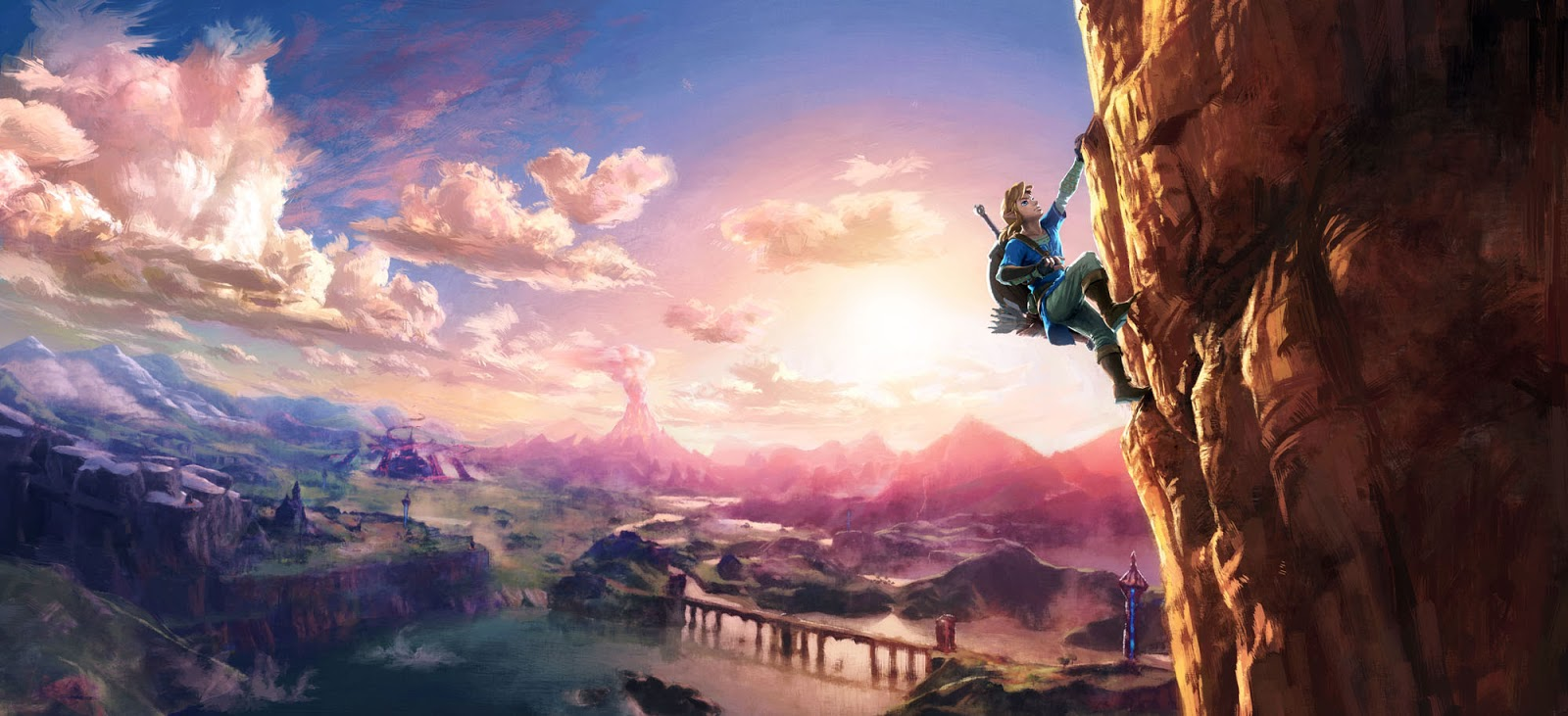 Los desarrolladores de The Legend of Zelda hablan de los retos de Breath of the Wild y el futuro