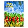 Happy Birthday wishes Card  | Artmiabo