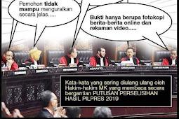 Asyari Usman: Luar Biasa, MK Nyatakan Jokowi Tidak Berdosa Sedikit Pun!