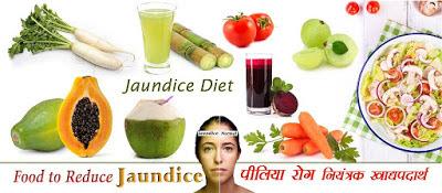 पीलिया रोग में खान पान Jaundice Diet in Hindi