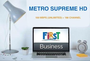 Paket Metro SUPREME HD