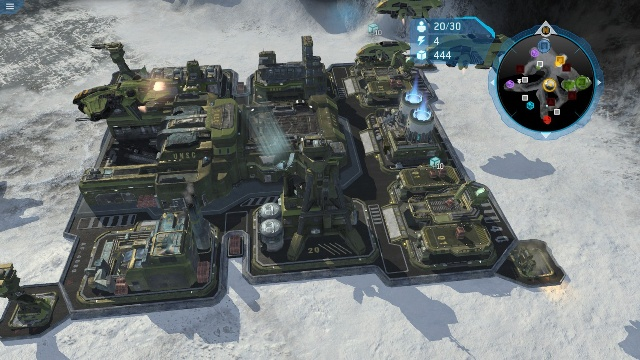 Download Halo Wars Definitive Edition PC Games Gameplay