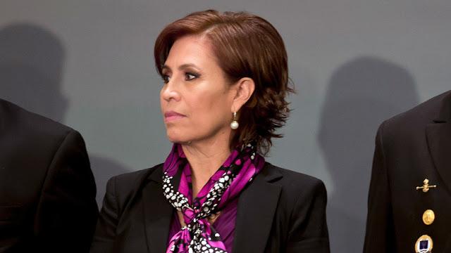 """La Fiscalía de México imputa a la exsecretaria de Estado Rosario Robles por """"la Estafa Maestra"""""""