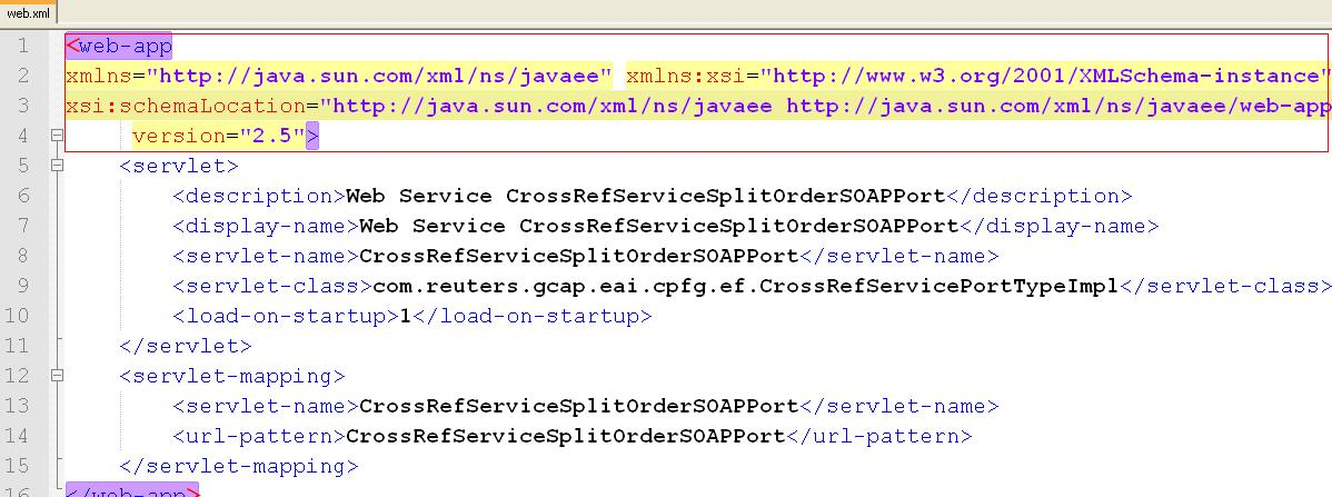 Steps to migrate the JAVA web services from Oracle SOA Suite
