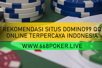 REKOMENDASI SITUS DOMINO99 QQ ONLINE TERPERCAYA INDONESIA
