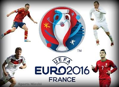 Jadwal Lengkap Piala Eropa (EURO) Prancis 10 Juni - 10 Juli 2016