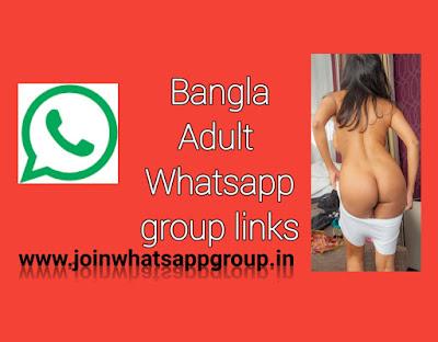 Bangla Adult Whatsapp group link