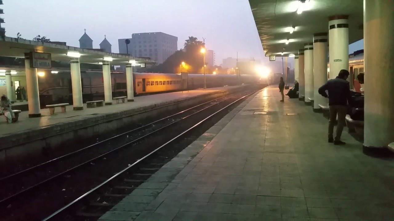 أسعار و مواعيد القطارات من القاهره الي المنيا 2021