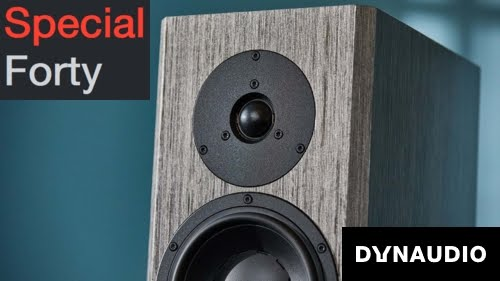 DYNAUDIO Special Forty 試聴できます。
