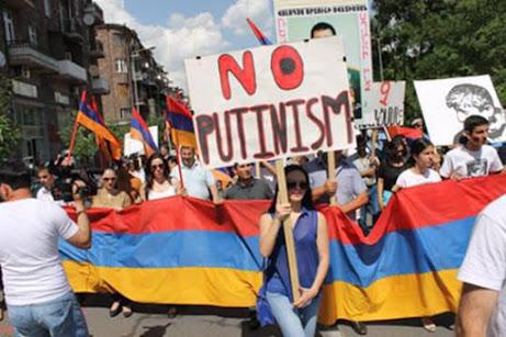 О некоторых фигурантах антироссийского дискурса в Армении