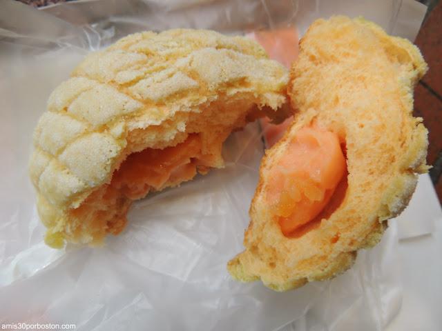 Melon Pan de Ginza Kimuraya enTokio