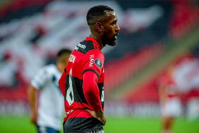 Gerson só quer deixar o Flamengo após as Oitavas da Libertadores