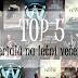 5 seriálů (nejen) na letní večery #2