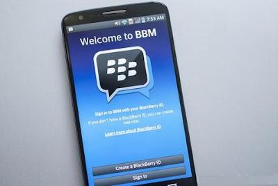 aplikasi bbm baru