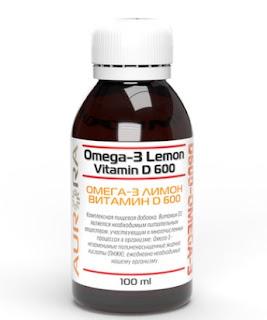 OMEGA 3 LEMON – vitamin D 600  (Омега 3 Лимон - Витамин D 600).jpg