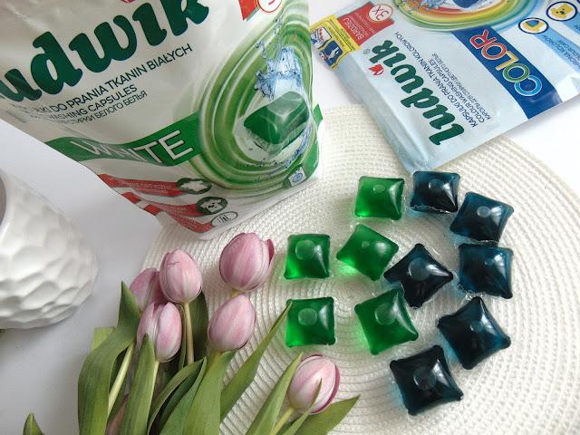 Ludwik - Kapsułki do prania tkanin białych i kolorowych - Opinia