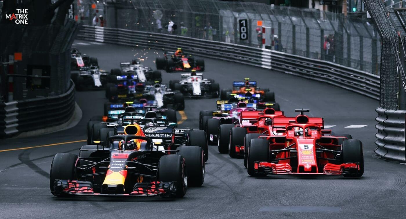 Cận cảnh đường đua công thức F1