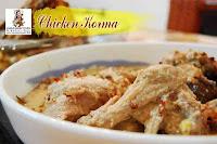 viaindiankitchen - Chicken Korma