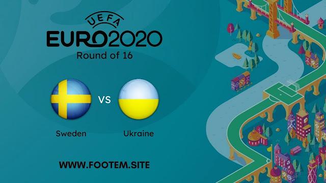 Sweden vs Ukraine Euro 2020 Prediction