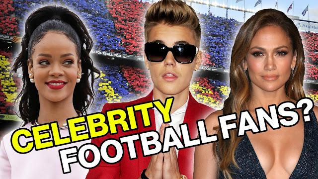 Videos που αποκαλύπτουν ποια ομάδα υποστηρίζουν διάφοροι διάσημοι