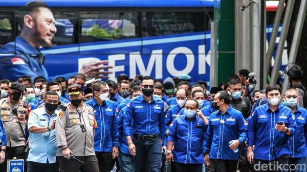 Saiful Mujani: Bila KLB PD Diterima Pemerintah, Kekuatan Oposisi 8% Saja
