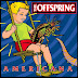 Encarte: The Offspring - America
