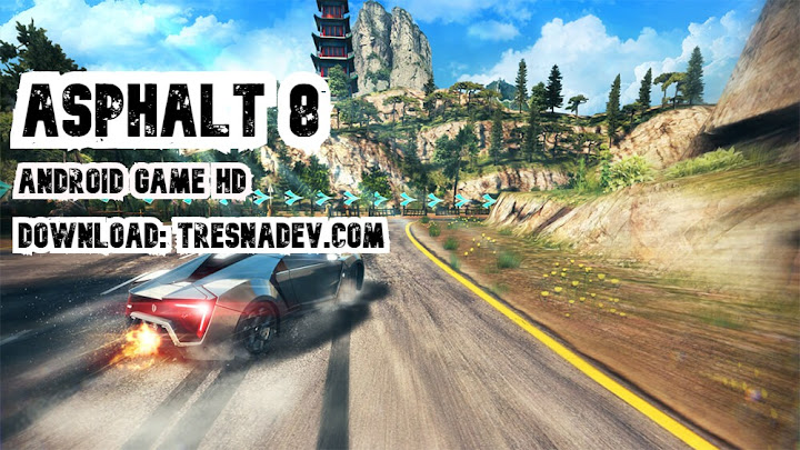 Asphalt 8 Android Racing Mod Money