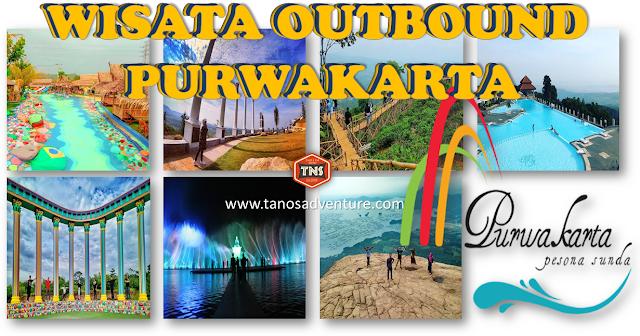 8 TEMPAT WISATA OUTBOUND PURWAKARTA | PAKET OUTBOUND PURWAKARTA