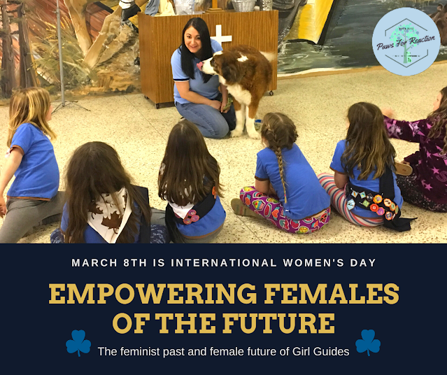 Empowering females of the future: The feminist past and female future of Girl Guides