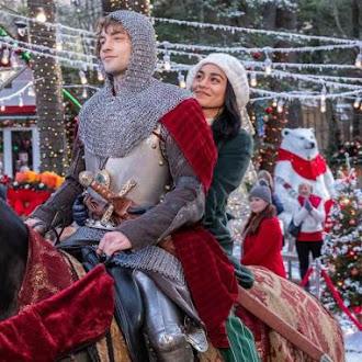 """Mira la nueva """"película de comedia romántica""""  de Netflix para está Navidades"""