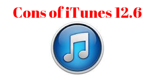 Cons-of-iTunes-12.6
