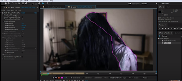What is Rotoscoping?